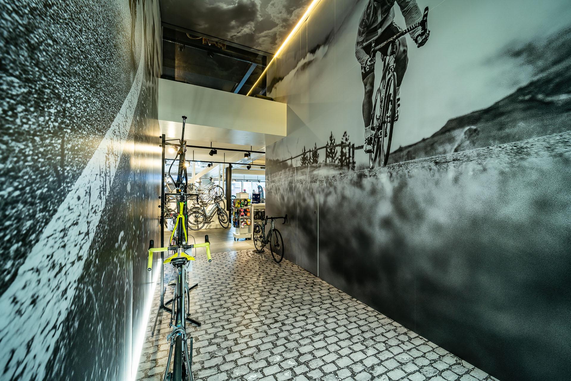 Open atelier in de fietswinkel | CD BIKES HEIST-OP-DEN-BERG