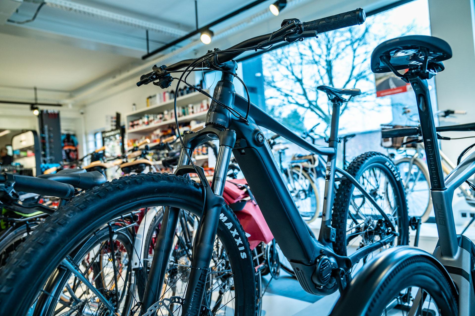 Mountainbikes   CD BIKES HEIST-OP-DEN-BERG
