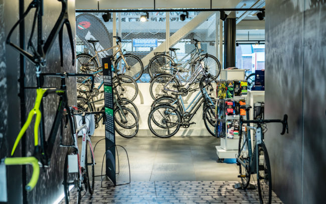 Showroom | CD BIKES HEIST-OP-DEN-BERG