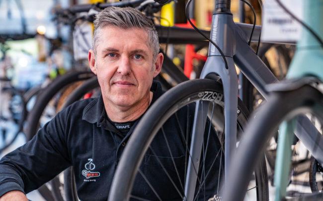Chris Deckers in CD Bikes Heist-op-den-Berg