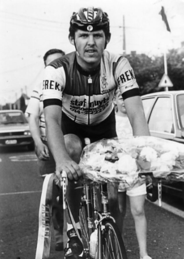Ex-wielrenner Chris Deckers | CD Bikes Heist-op-den-Berg
